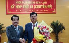 Bí thư Tỉnh ủy Cà Mau đảm nhận thêm chức chủ tịch HĐND