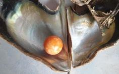 Ngư dân nghèo nhặt được ngọc màu cam hiếm có, được trả giá 7,6 tỉ đồng