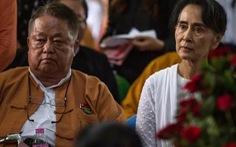 'Cánh tay phải' của bà Suu Kyi bị bắt khi biểu tình lan rộng ở Myanmar
