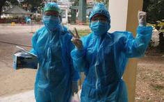 Cán bộ y tế chi viện cho Gia Lai: 'Không ăn tết, quyết tâm dập dịch'