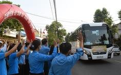 Gần 400 công nhân hủy vé 'chuyến xe sum vầy', ở lại Đồng Nai đón tết