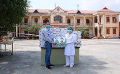 Vinamilk hỗ trợ 45.000 hộp sữa cho hơn 800 trẻ em cách ly