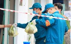 TP.HCM phong tỏa đường TL04, phường Thạnh Lộc, quận 12