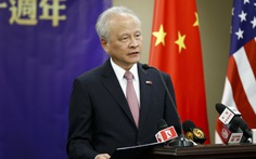 Đại sứ Trung Quốc: Chính Mỹ mới tạo ra 'bất ổn' cho thế giới