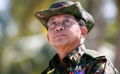 Lãnh đạo quân đội Myanmar: Sẽ tổ chức bầu cử lại