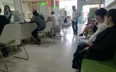 Ngày làm việc cuối của ngân hàng trước kỳ nghỉ tết: phòng giao dịch khá đông, ATM bớt kẹt