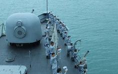 Philippines tăng thêm hiện diện hải quân ở Biển Đông để bảo vệ ngư dân mình