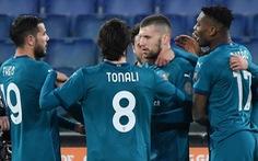 Ibrahimovic tịt ngòi, AC Milan vẫn giành trọn 3 điểm trước Roma
