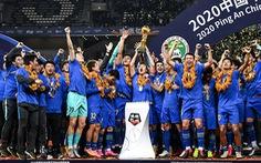 Hiệp hội Bóng đá Trung Quốc 'lấy làm tiếc' vì đội vô địch ngừng hoạt động