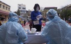 Hải Dương phát thông báo khẩn tìm người đi chợ, tiệm tạp hóa, hiệu thuốc ở Kim Thành