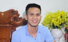 Bộ trưởng Bộ LĐ-TB&XH khen thưởng cho anh Nguyễn Ngọc Mạnh