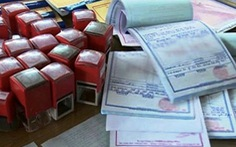 Mua bán trái phép hóa đơn, nhóm Sơn 'lông' bị khởi tố