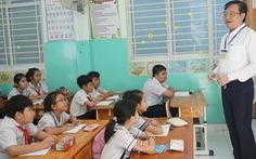 TP.HCM: Hơn 80% học sinh trở lại trường trong ngày 1-3