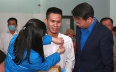Phát động thanh niên nhân lên lòng dũng cảm như anh Nguyễn Ngọc Mạnh