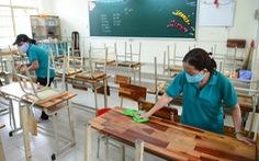 Hầu hết học sinh trở lại trường