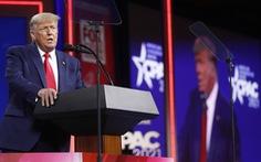 Ông Trump: 'có khi tôi sẽ quyết định đả bại họ lần thứ ba'