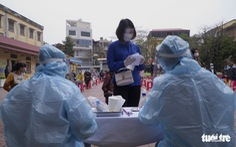 Hà Nội yêu cầu người về từ 4 địa bàn ở Hải Dương tự cách ly 14 ngày
