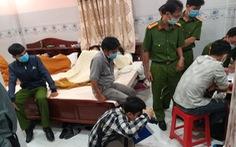 Mang cả loa vào khách sạn, 8 nam nữ tổ chức 'tiệc ma túy' để bay lắc