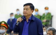 Ông Đinh La Thăng: 'Cáo trạng đâu phải bản nhạc mà chỗ nào cũng La Thăng'