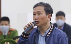 Ông Trịnh Xuân Thanh đề nghị xem xét lại việc kê biên tài sản của người nhà