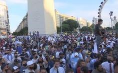 Người dân Argentina đòi 'công lý' cho Maradona