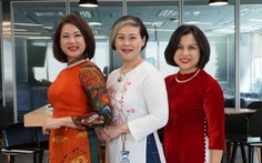Tăng tỉ lệ nữ giới trong bộ máy lãnh đạo - Khách hàng được hưởng lợi