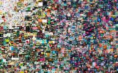 Choáng váng với một file ảnh kỹ thuật số bán đấu giá lên đến 69,3 triệu USD