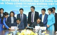 Vietnam Airlines và MB ký kết thỏa thuận hợp tác toàn diện