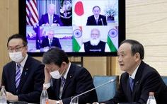 Lãnh đạo 'Tứ giác kim cương' họp lần đầu, bàn cách đối phó Trung Quốc