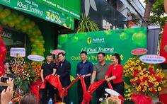 Hệ thống siêu thị FuMart khai trương siêu thị mới