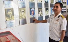 Tưởng nhớ 64 liệt sĩ Gạc Ma (14-3-1988): Còn mãi bên nhau...
