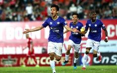 Hà Nội thắng trận đầu tiên ở V-League 2021