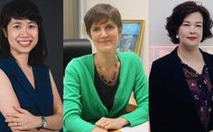 Lãnh đạo nữ vươn lên trong đại dịch