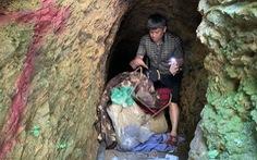 Quảng Nam sẽ 'đánh sập' hầm vàng lậu dưới lòng đất Vườn quốc gia Sông Thanh
