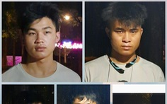 Bình Phước lại bắt được nhóm người Trung Quốc nhập cảnh trái phép