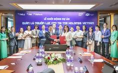 TNR Holdings Vietnam khởi động dự án quản lý nguồn lực