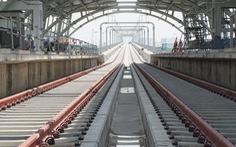 Đề xuất vẫn thuê tư vấn quốc tế đánh giá, chứng nhận an toàn hệ thống metro số 1