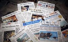 Lưỡng đảng Mỹ đồng lòng cứu báo chí