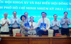 TP.HCM bàn giao 224 hồ sơ người ứng cử đại biểu Quốc hội khóa XV và đại biểu HĐND