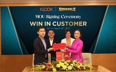Sun World và Klook công bố quan hệ đối tác chiến lược, thúc đẩy du lịch trong nước