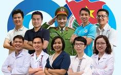 Hùng Dũng vào top 10 Gương mặt trẻ thủ đô tiêu biểu năm 2020