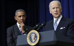Ông Biden nói 'sếp cũ' Obama thiếu quyết đoán về kích thích kinh tế