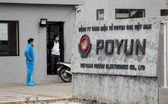 Toàn bộ mẫu xét nghiệm công nhân Công ty POYUN và Kuroda Kagaku âm tính COVID-19