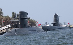 Mỹ duyệt bán công nghệ tàu ngầm cho Đài Loan