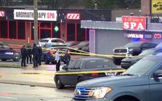 Xả súng liên tiếp 3 tiệm spa ở Mỹ, 8 người thiệt mạng