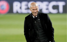 Zidane tuyên bố 'sẽ chiến đấu' để giành cả Champions League và La Liga