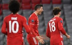Thắng tiếp Lazio, Bayern Munich vào tứ kết Champions League