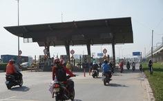 Từ ngày 1-4: Thu phí đường bộ Trạm BOT xa lộ Hà Nội