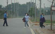 Phạt 'kịch khung' công ty hoạt động 'chui', công nhân 'tháo chạy' khi thấy kiểm tra phòng dịch
