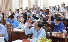 TP.HCM có 15 đại biểu tái cử đại biểu Quốc hội khóa XV